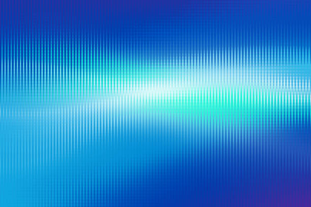 abstract pattern background blue - pixellated stock photos and pictures