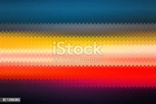 1057729052istockphoto Abstract Pattern Background Rainbow Colors 821396060