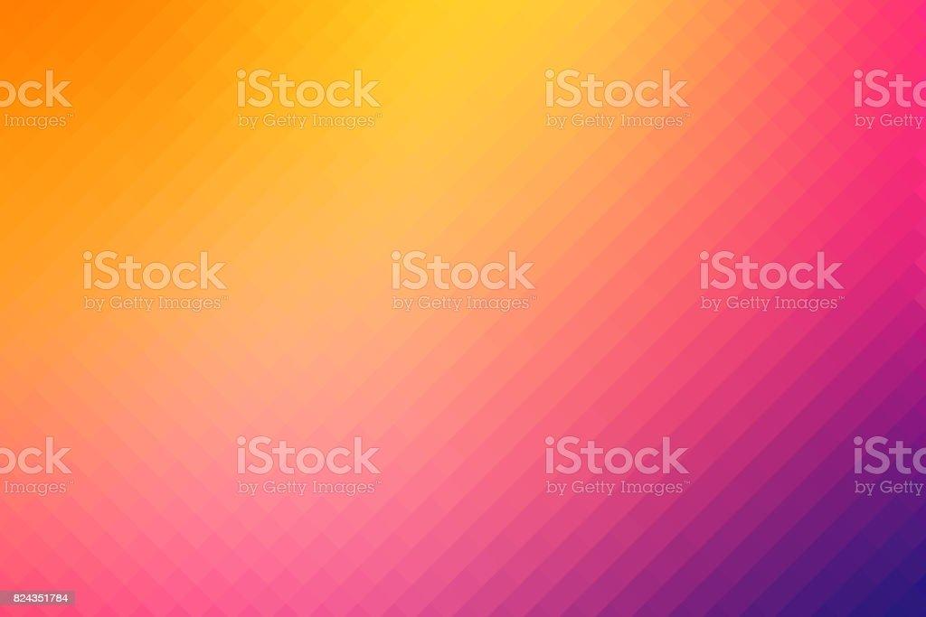 Abstract Pattern Background Rainbow Spectrum stock photo