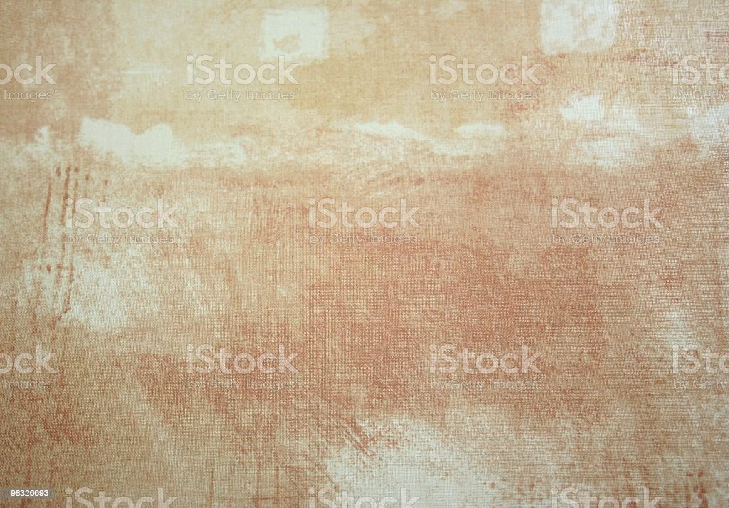 Abstract pattern in tones of terracotta royalty-free stock photo
