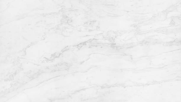 Abstract Pattern of Natural White Marble Texture Background Marble Texture and Background granite rock stock pictures, royalty-free photos & images