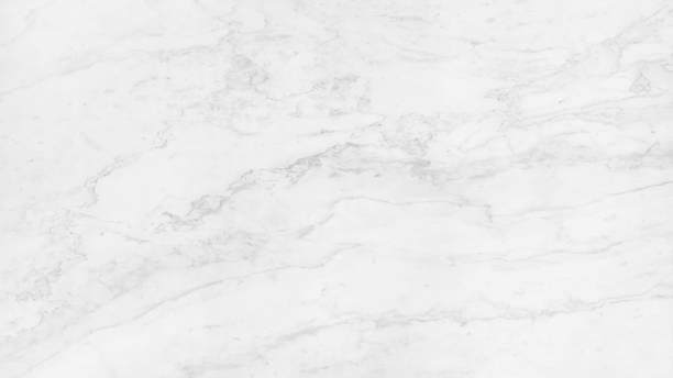 abstrakte muster der natürlichen weißen marmor textur hintergrund - marmorgestein stock-fotos und bilder