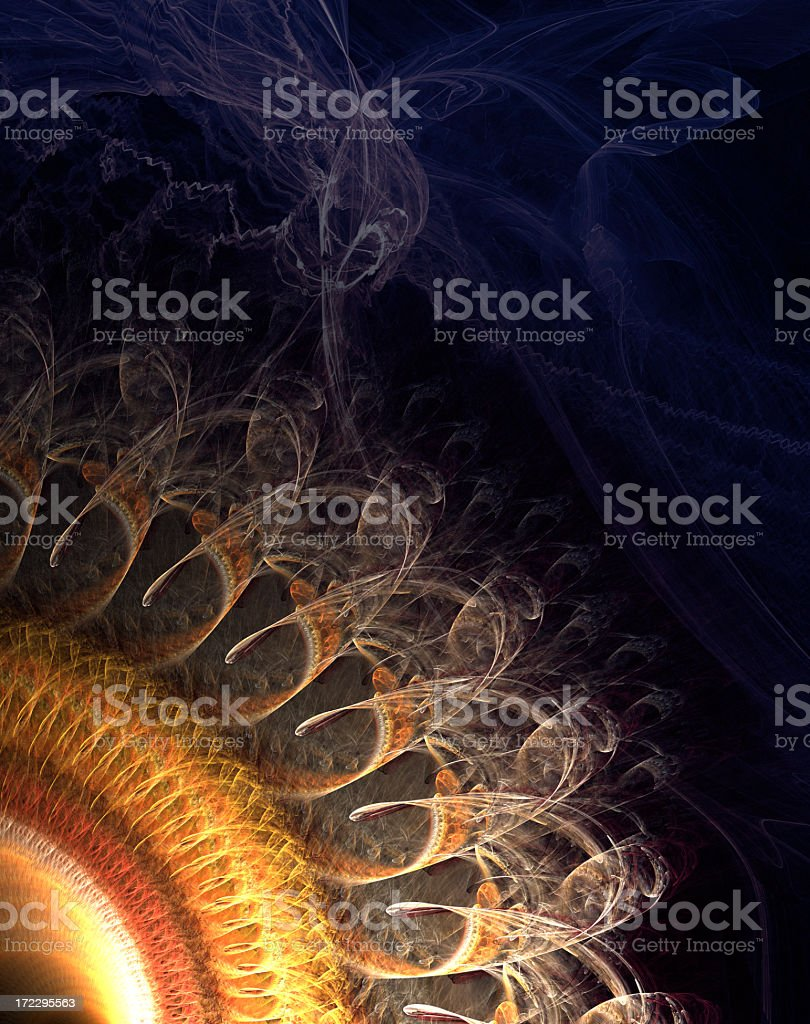 Abstract pattern royalty-free stock photo