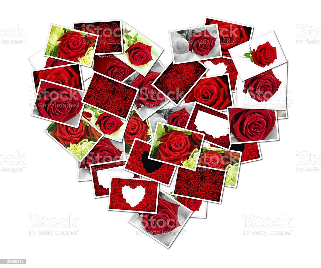 Abstract photo of love concept royalty-free stock photo
