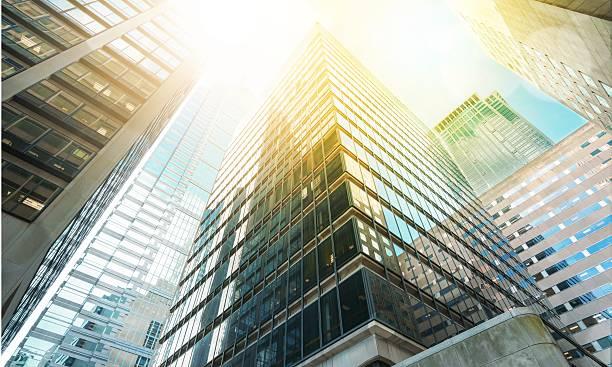 abstract - bank financieel gebouw stockfoto's en -beelden