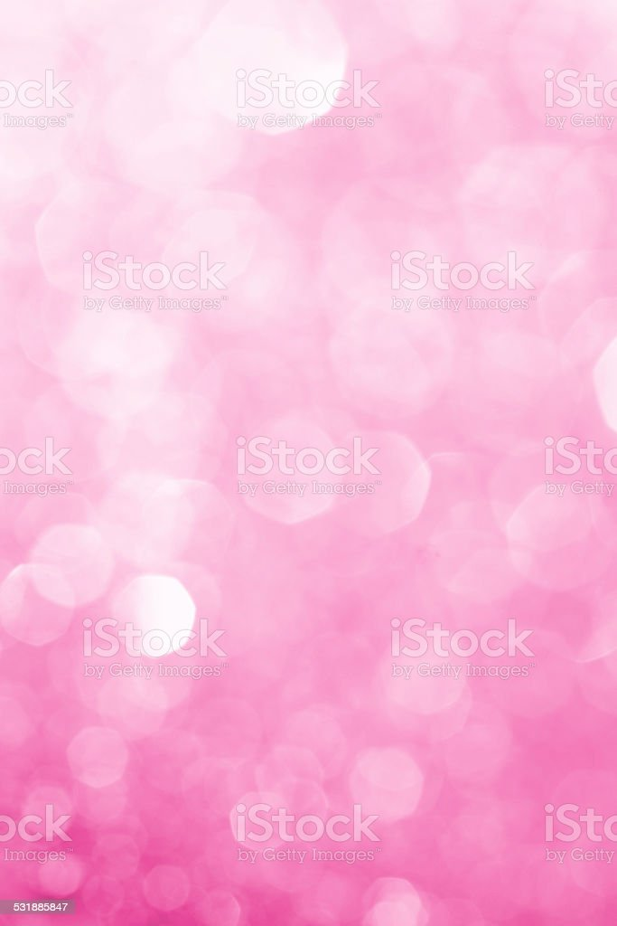 Abstract  Pink Glitter Background stock photo
