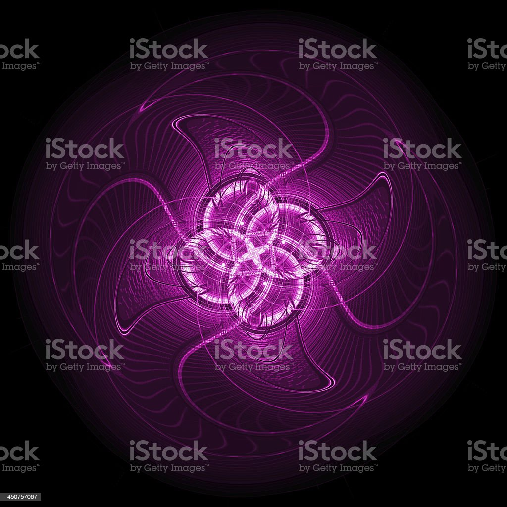 Abstract pink glow light background royalty-free stock photo