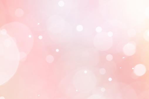 istock Abstract pink rose bokeh light 1071946058