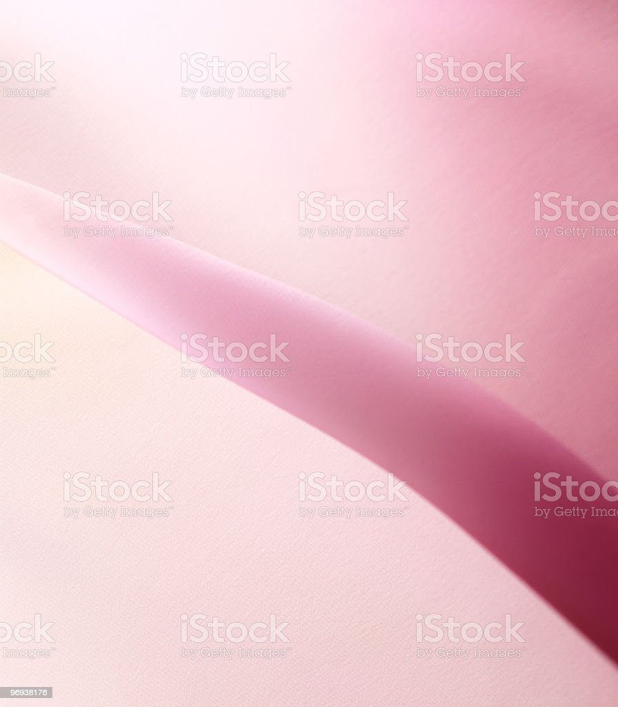 Abstract pink silk royalty-free stock photo