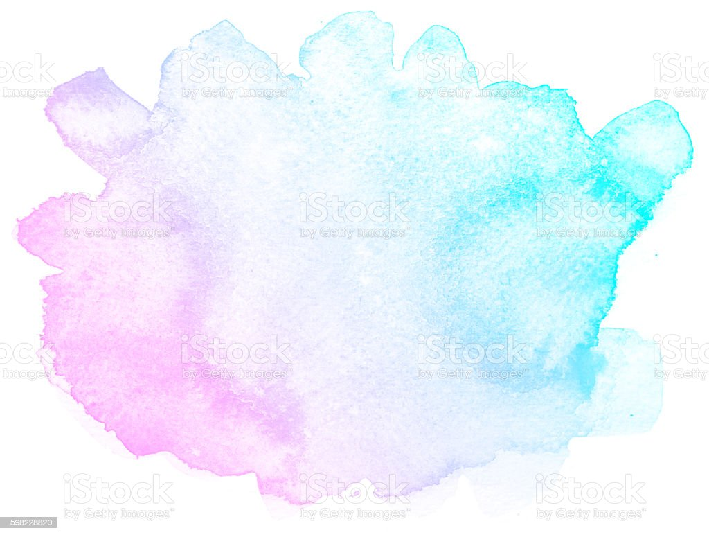 Fundo rosa abstrato aquarela. foto royalty-free