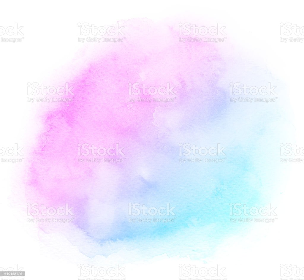 Abstract pink watercolor background.圖像檔