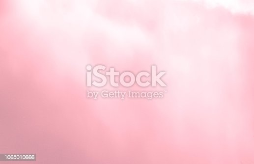 istock Abstract pink watercolor textured background 1065010666