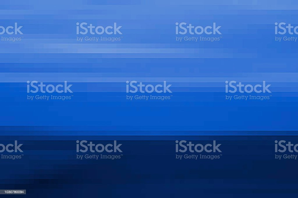 Abstract pixel art seascape background. stock photo