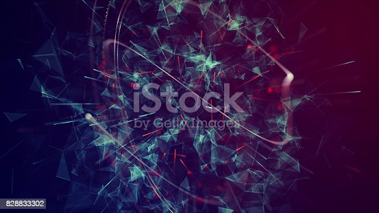 Abstract Plexus Background