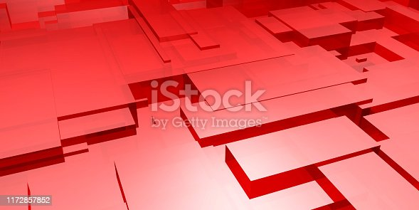 istock Abstract Polygon Background 1172857852