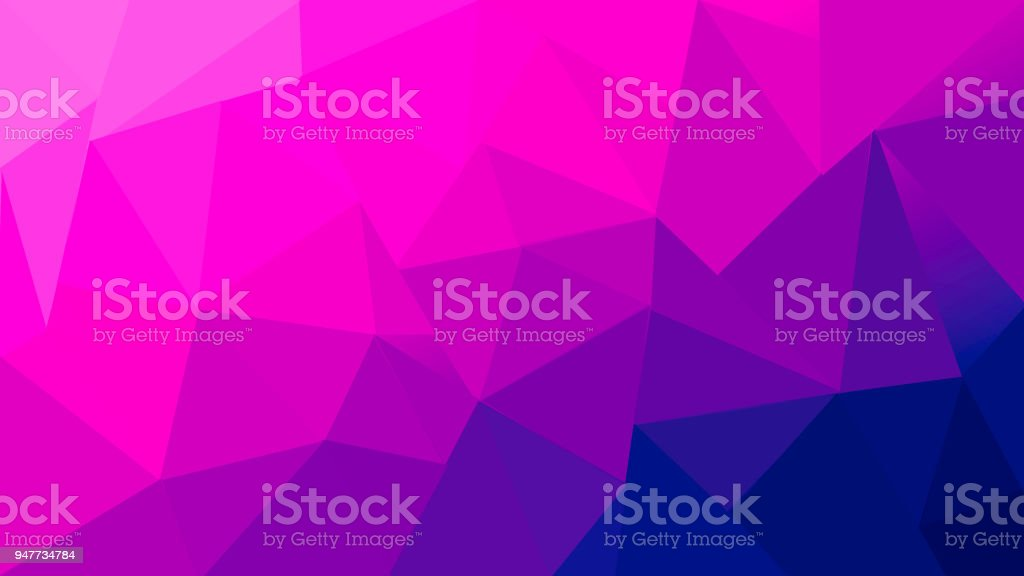 Abstract polygon background wallpaper stock photo
