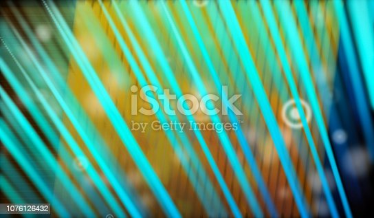 846266794 istock photo Abstract polygonal background 1076126432