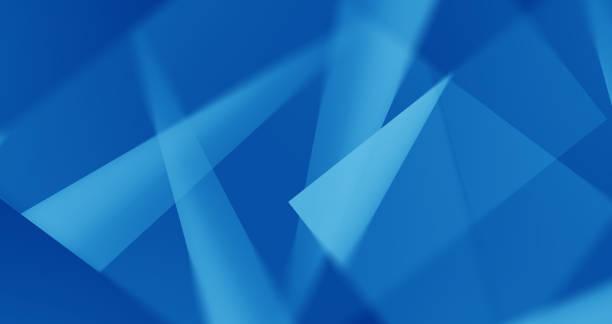 abstract polygonal blue background - blue background zdjęcia i obrazy z banku zdjęć