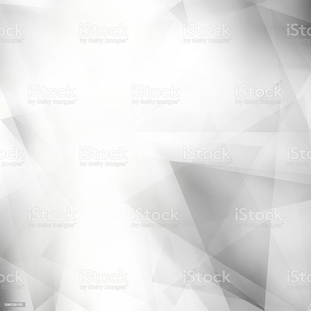 Abstract polygonal gray background royalty-free stock photo