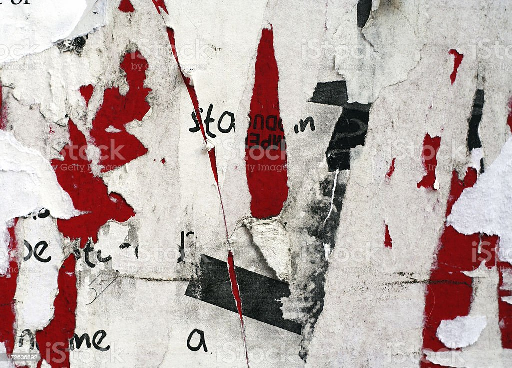 abstract poster grunge: grainy stock photo