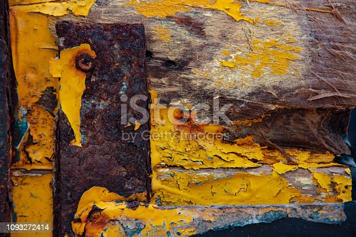 924754302istockphoto Abstract poster of old textures shot close-up 1093272414