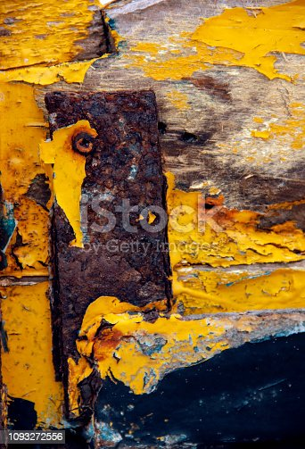 924754302istockphoto Abstract poster of old textures shot close-up 1093272556