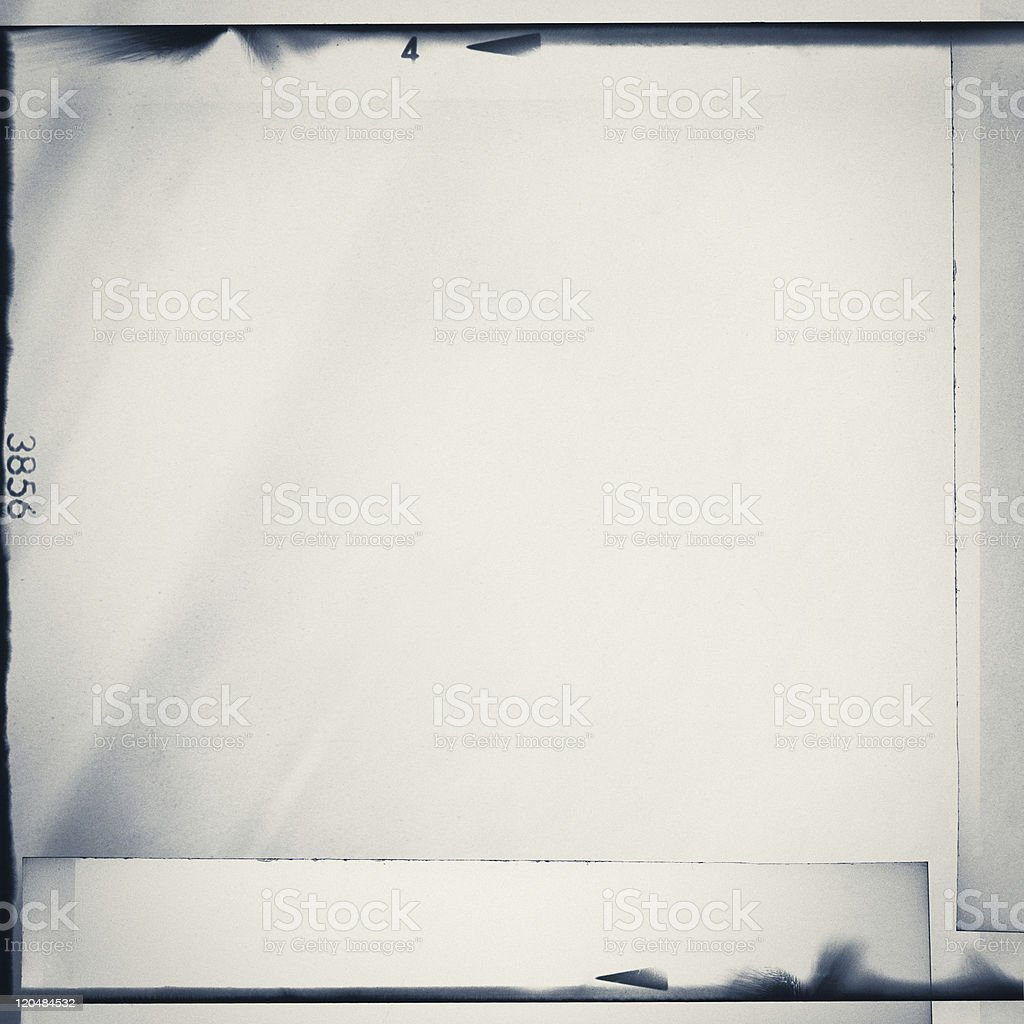 Abstract predominantly white background stock photo