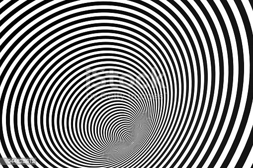 Optical Illusion, Circle, Pattern, Shape, Outer Space, Swirl, Striped, Spiral, Abstract, Background, Psychedelic