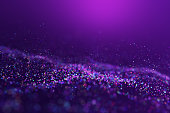 istock Abstract purple backgrounds 1204187820