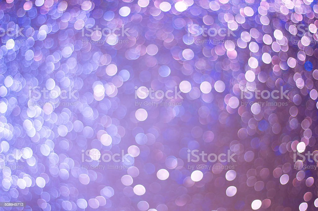 Abstract purple lighten bokeh. use for any background. stock photo
