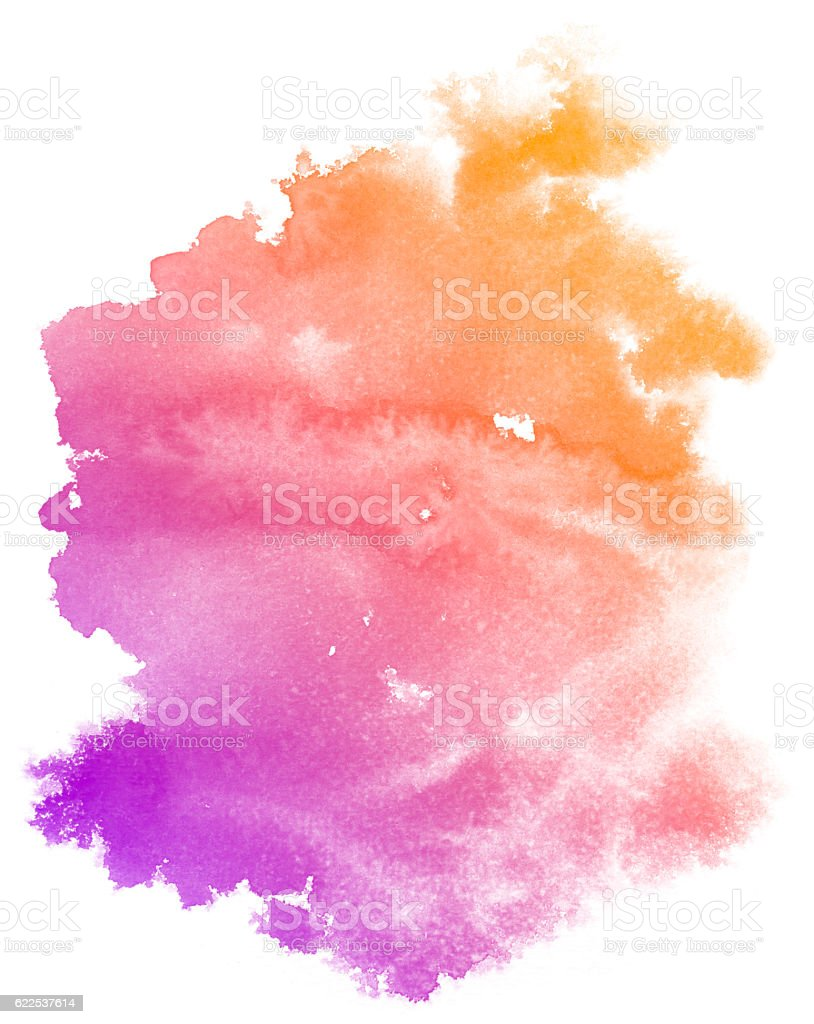 Abstract purple watercolor background.圖像檔