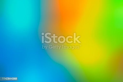 istock Abstract rainbow gradient background 1142844368