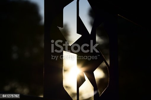 499093370 istock photo Abstract recycling symbol 641275762