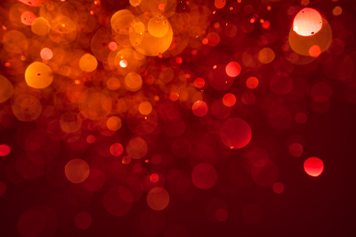 istock Abstract red glitter background - Love Christmas Party Dynamic 515831800
