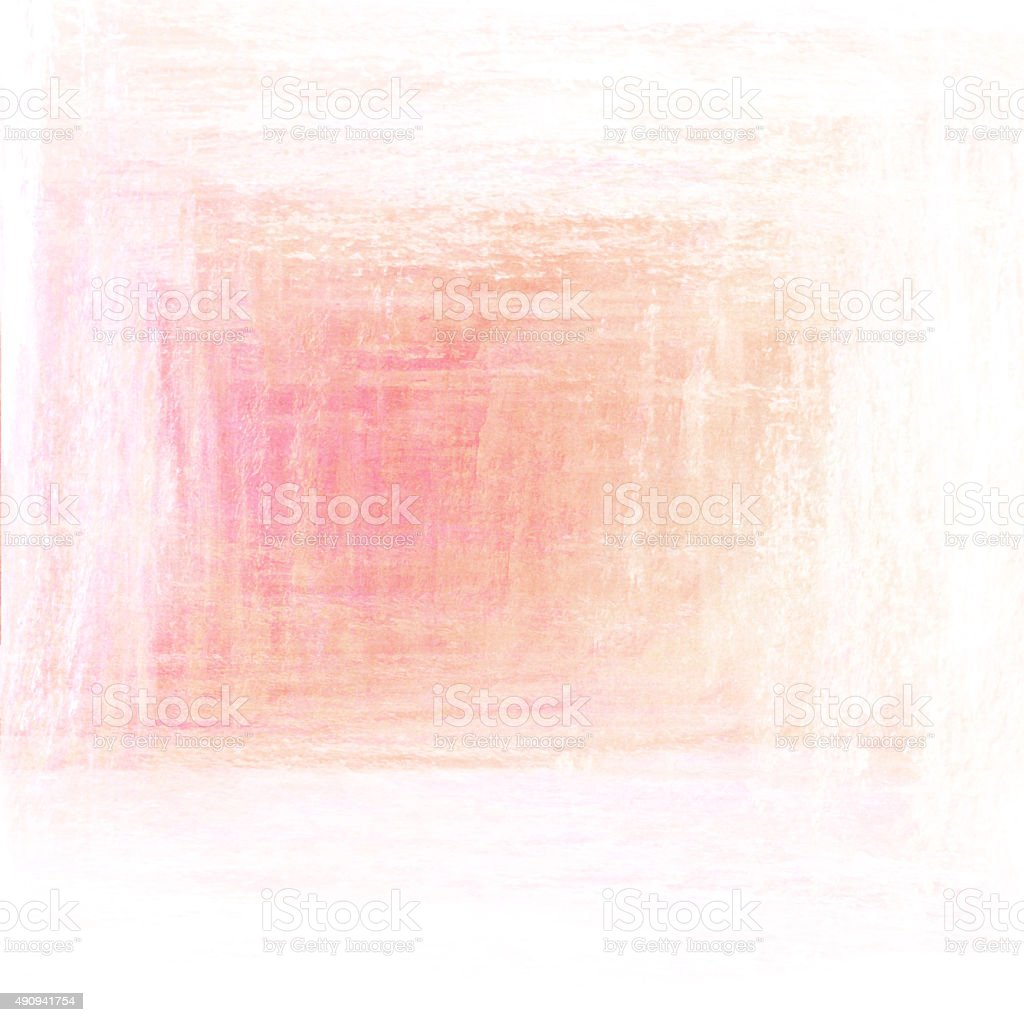 Abstract Red Paint Brush Background With Scratch Texture Royalty Free Stock Photo