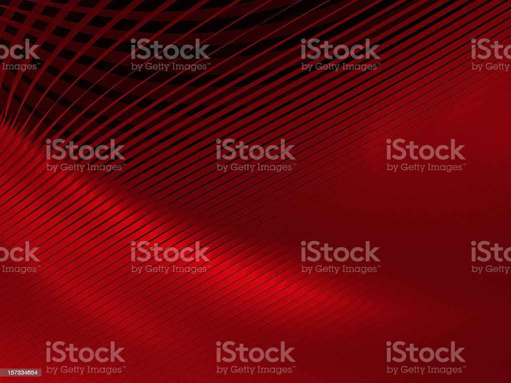 abstract red stripes stock photo