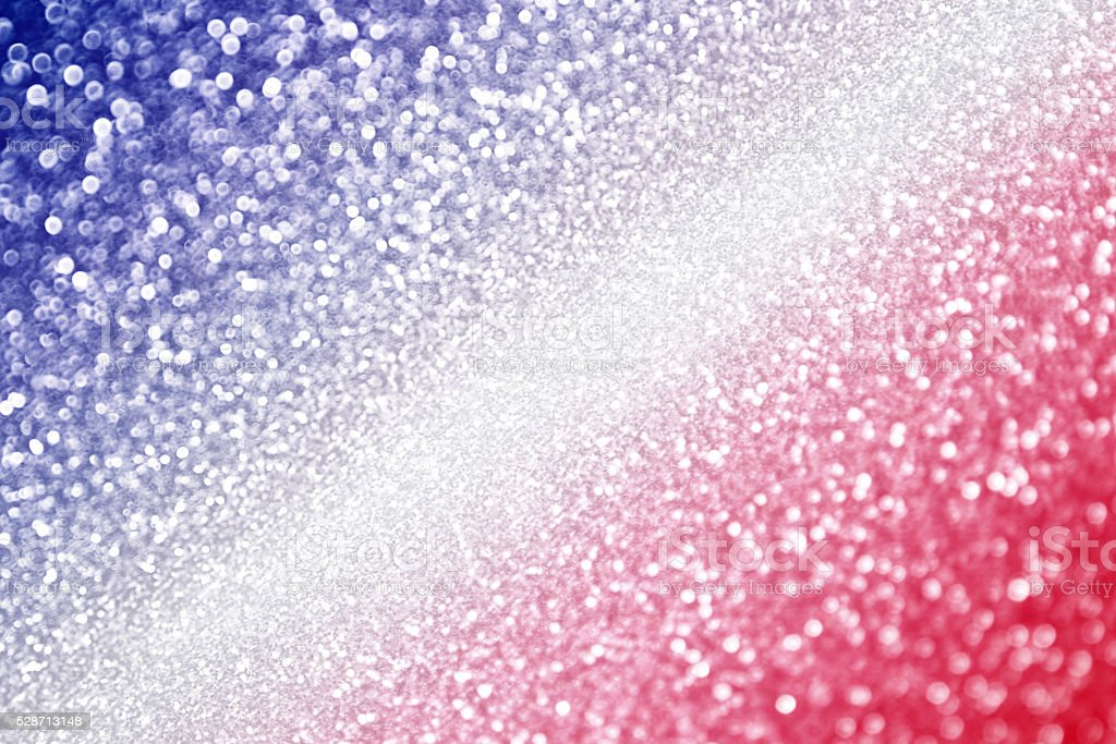 Abstract Red White Blue Background stock photo