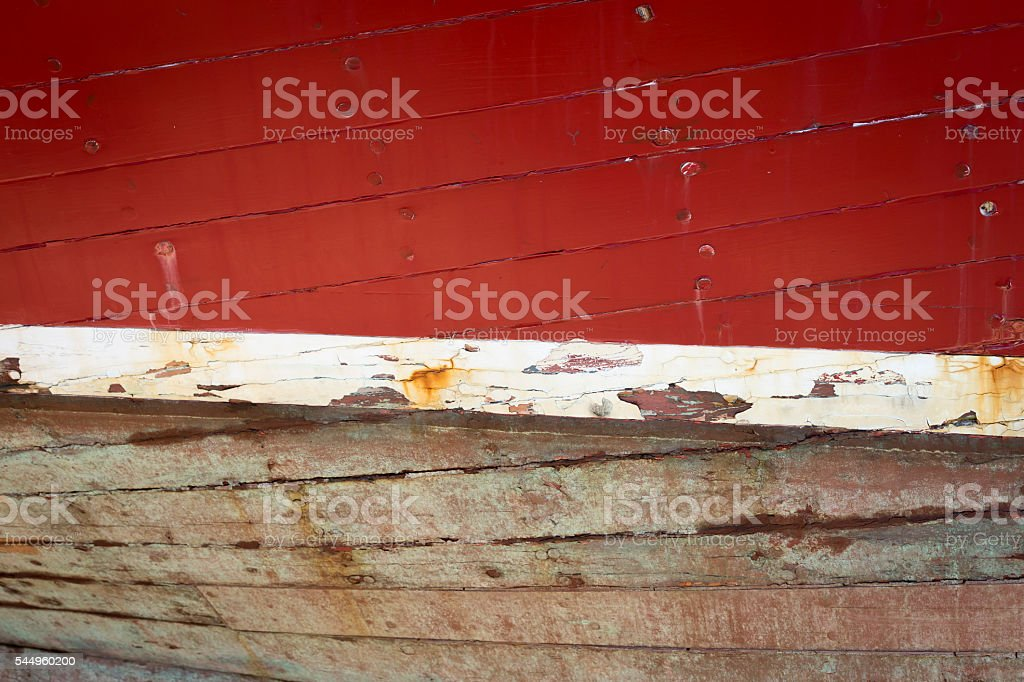 Abstract Red Wood Texture stock photo