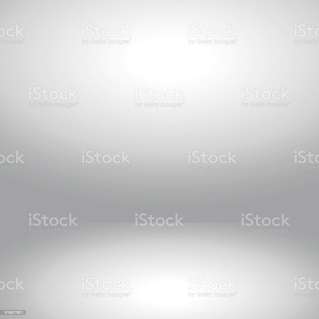 Abstract room interior white background stock photo