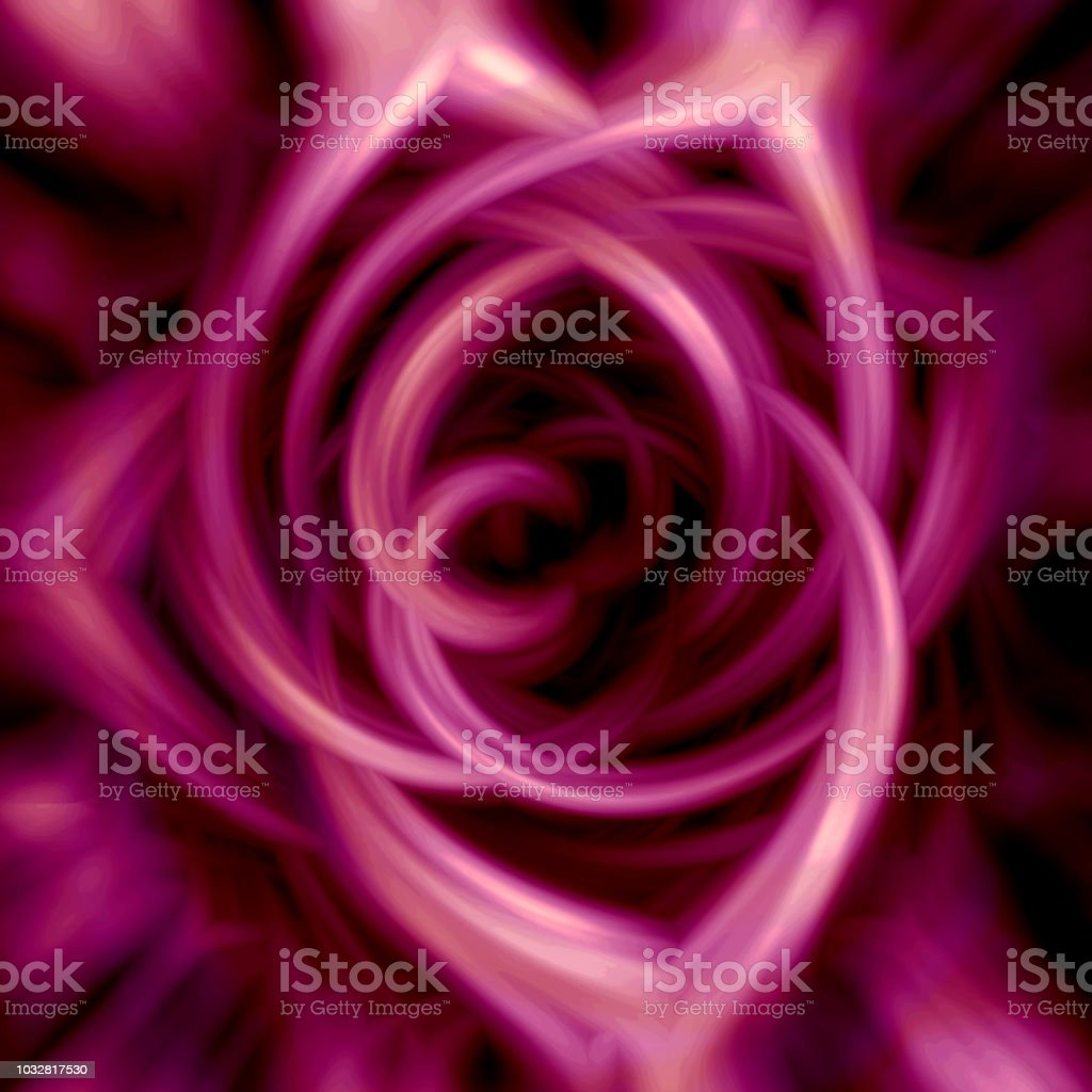 Abstract Rose Flower Background Beautiful Banner Wallpaper Design Illustration Stock Photo Download Image Now Istock