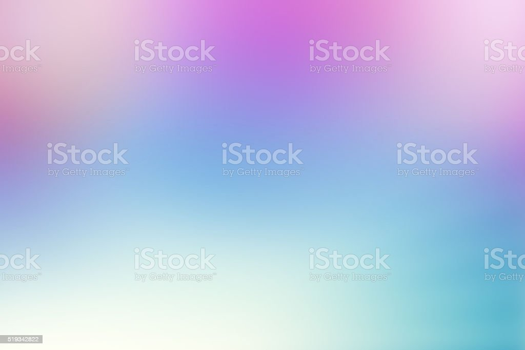 Abstract Rose Quarz Serenity Blue Defocused Background stock photo