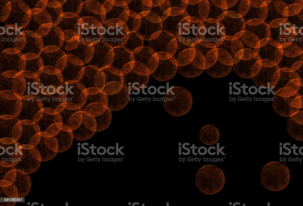 Abstract rubious dot background stock photo