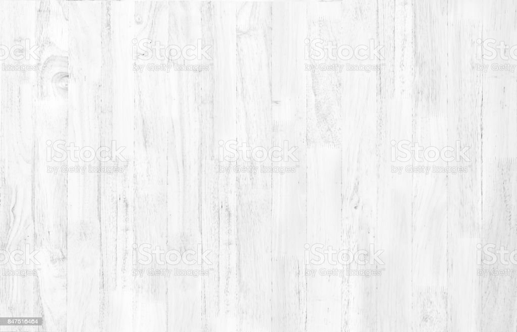 Abstract rustic surface white wood table texture background. Close up of rustic wall made of white wood table planks texture. Rustic white wood table texture background empty template for your design. stock photo