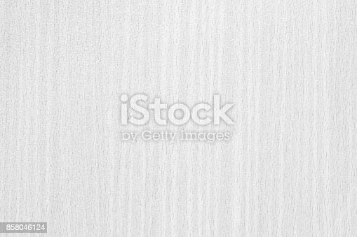 istock Abstract rustic surface white wood table texture background. Close up of rustic wall made of white wood table planks texture. Rustic white wood table texture background empty template for your design. 858046124