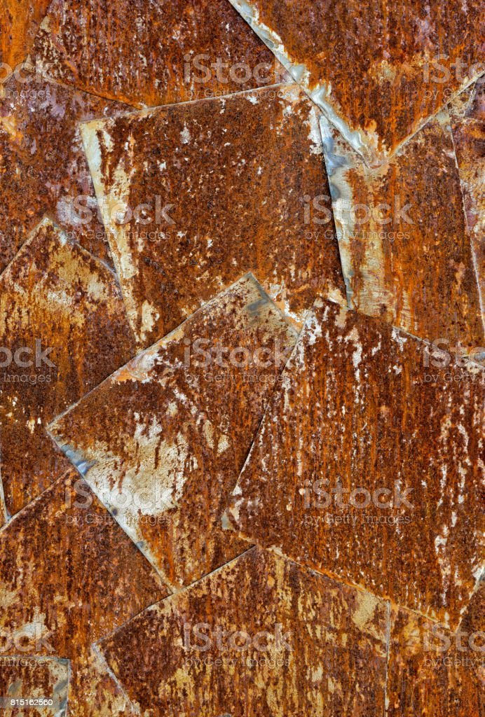 Abstract rusty background stock photo