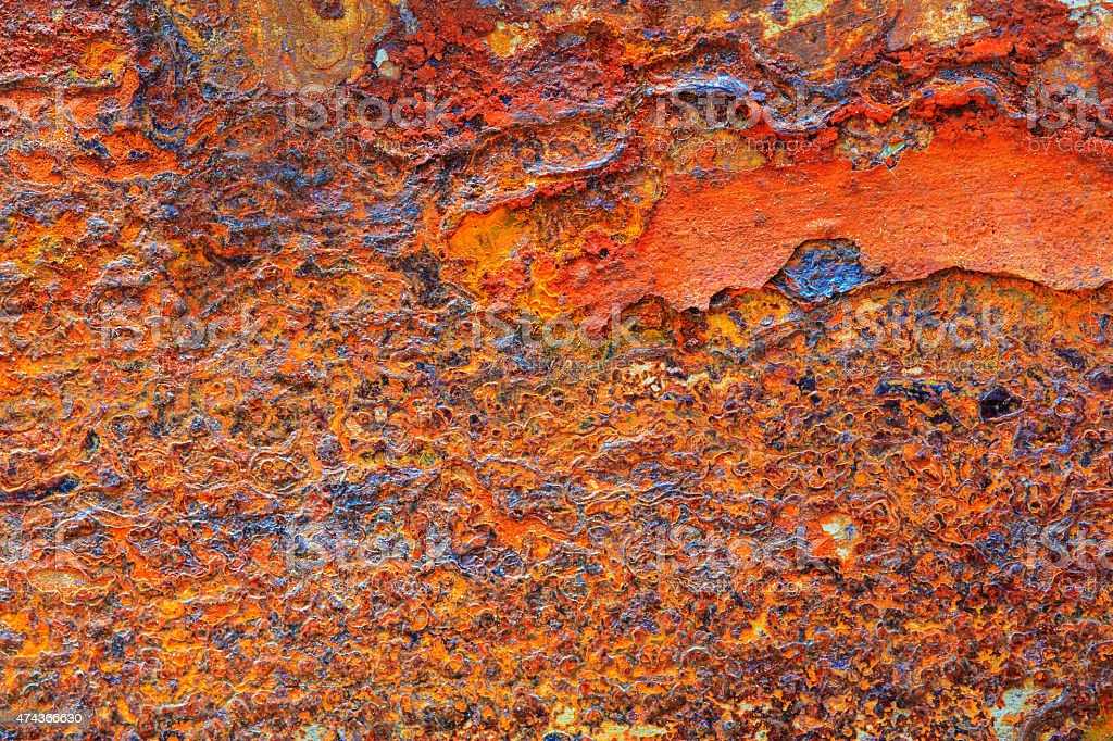 Abstract rusty metal for background 免版稅 stock photo