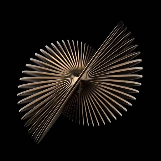 Abstract Sculptures Objects stock photo