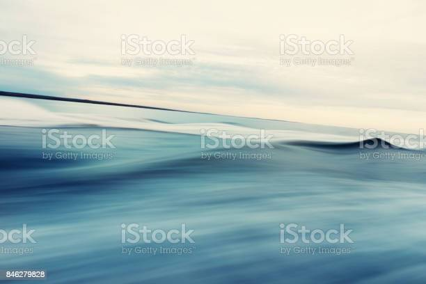 Photo of Abstract Sea and Sky Background