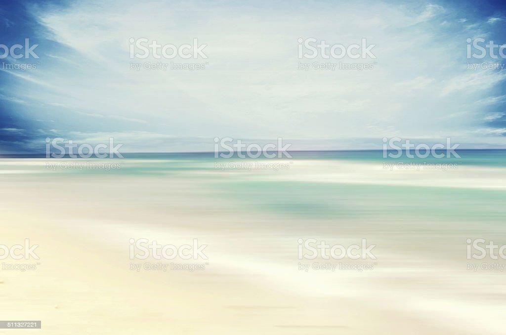 Abstrakte Meer Meerlandschaft – Foto