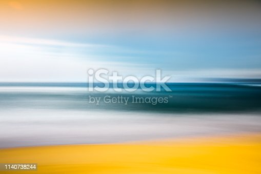 1145124060istockphoto Abstract Seascape, Tropical Beach, Sunny Day 1140738244